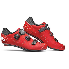 Sidi Ergo 5 Carbon Schoenen Heren, rood